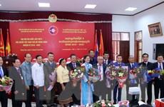 Hội người Việt Nam tại Vientiane tổ chức thành công Đại hội khóa X