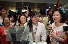 Gặp gỡ nữ sinh Việt có điểm thi cao nhất Olympic Sinh học quốc tế 2018
