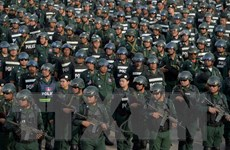 Campuchia đạt nhiều thành tựu kinh tế-xã hội, cải thiện đời sống dân