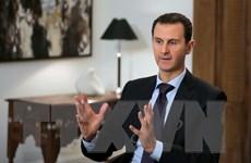 Tổng thống Syria đánh giá cao vai trò của Nga tại Trung Đông