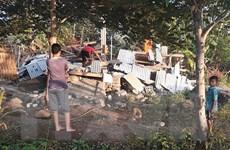 Tổng thống Indonesia ban bố lệnh viện trợ khẩn cấp khu vực động đất