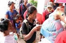 Thái Lan kêu gọi người dân quyên góp hỗ trợ các nạn nhân vụ vỡ đập