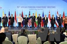 Hội nghị AMM 51: Ưu tiên thúc đẩy hợp tác, thương mại với các đối tác