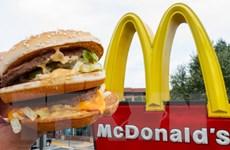 Mỹ: Gần 400 người bị nhiễm khuẩn đường ruột do salad của McDonald's