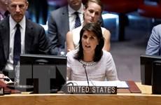 Đại sứ Mỹ tại LHQ cáo buộc Nga vi phạm lệnh trừng phạt Triều Tiên