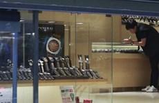 Nhiều đối tượng vụ cướp cửa hàng trang sức ở Hong Kong sa lưới