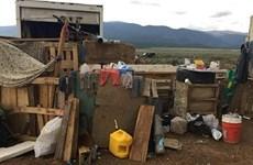 Cảnh sát Mỹ giải cứu 11 trẻ em ở nơi ẩn náu của các phần tử cực đoan