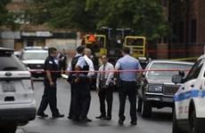 Cảnh sát Mỹ ghi nhận 10 vụ xả súng trong vòng 3 giờ tại Chicago