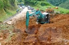 Đề phòng nguy cơ xảy ra sạt lở đất tại Lào Cai, Yên Bái, Hòa Bình