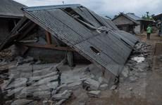 Động đất tại Indonesia: Con số người thương vong tăng mạnh