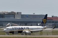 Hãng Ryanair hủy hàng trăm chuyến bay do đình công tại Đức