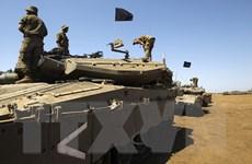 Chi tiêu quốc phòng của Israel tăng do căng thẳng ở Dải Gaza và Syria