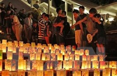 Nhật Bản tổ chức lễ tưởng niệm 73 năm Mỹ ném bom xuống Nagasaki
