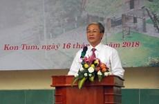 Kon Tum trả lời về việc cấp phép khai thác đá đang gây xôn xao