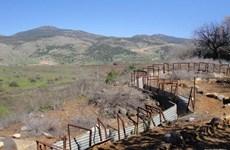 Nga đưa đồn canh tới sát khu phi quân sự ở cao nguyên Golan