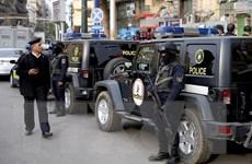 Ai Cập ngăn chặn một âm mưu đánh bom liều chết tại nhà thờ
