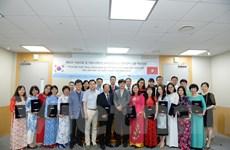 Tăng cường năng lực cho cán bộ truyền thông về chính sách của Việt Nam