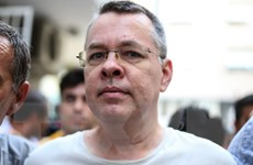 Tòa án Thổ Nhĩ Kỳ bác đơn kháng cáo thả mục sư Mỹ Andrew Brunson
