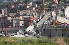 Vụ sập cầu cạn tại Italy: Tổ chức quốc tang tưởng niệm các nạn nhân