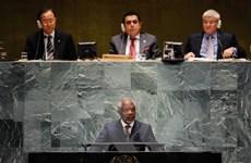 Tổng thống Ghana tuyên bố quốc tang một tuần tưởng nhớ ông Kofi Annan