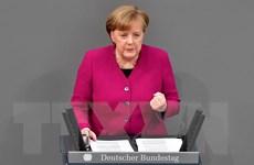 Thủ tướng Đức Angela Merkel hướng tới vai trò lãnh đạo ở EC