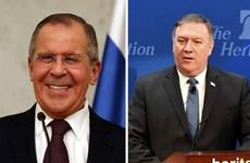 Ngoại trưởng Mỹ và Nga điện đàm thảo luận về tình hình Syria