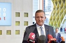 Áo đề xuất huy động quân đội các nước EU ngăn chặn người nhập cư