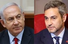 Chính phủ Israel tuyên bố đóng cửa Đại sứ quán tại Paraguay