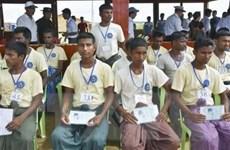 Bangladesh gây sức ép với Myanmar về hồi hương người Rohingya