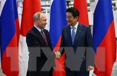 Nga-Nhật phê chuẩn lộ trình về các dự án chung trên quần đảo Kuril