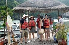 Quảng Ninh thông tin cho dân, khách du lịch về diễn biến bão số 5