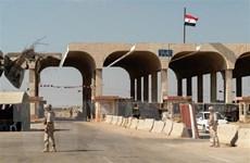 Syria và Jordan bắt đầu đàm phán kỹ thuật về việc mở cửa khẩu