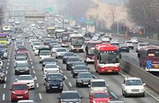 Dự báo ùn tắc giao thông dịp Tết Trung Thu tới tại Hàn Quốc