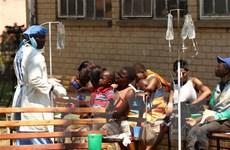 Zimbabwe kêu gọi hỗ trợ tài chính khẩn cấp để ngăn chặn dịch tả