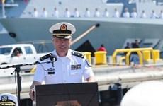Trung Quốc hủy kế hoạch thăm Mỹ của Tư lệnh hải quân Thẩm Kim Long