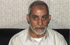 Ai Cập tuyên án tù chung thân với thủ lĩnh tổ chức Anh em Hồi giáo
