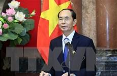 Thái Lan sẽ treo cờ rủ tưởng niệm Chủ tịch nước Trần Đại Quang