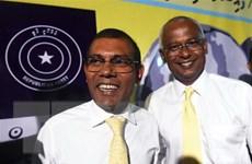 Maldives: Tổng thống đương nhiệm Yameen thừa nhận thất bại