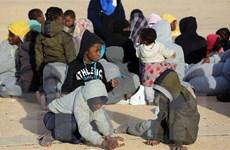 Giao tranh ở thủ đô Libya đe dọa mạng sống của hàng trăm nghìn trẻ em