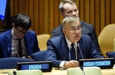Quan chức Nga, Liên hợp quốc thảo luận về thỏa thuận chính trị Syria