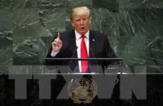 """Ông Trump thể hiện thế giới quan kiểu """"được-mất"""" tại Đại hội đồng LHQ"""