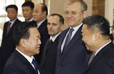 Đại sứ Trung Quốc khẳng định quan hệ vững chắc với Triều Tiên