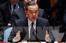 """Ngoại trưởng Trung Quốc: Không nên """"quốc tế hóa"""" vấn đề Rohingya"""