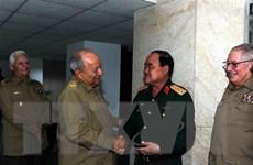 Doanh nghiệp quân đội Việt Nam và Cuba tăng cường hợp tác kinh tế