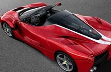 Hãng xe thể thao siêu sang Ferrari dồn lực cho dòng xe hybrid