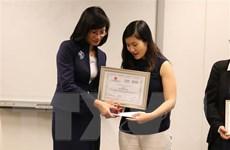 Australia: Giới khoa học Việt đoạt giải nhất nghiên cứu, sáng tạo