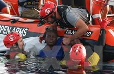 34 người thiệt mạng trong một vụ đắm tàu ở Tây Địa Trung Hải