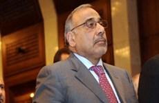 Tổng thống Iraq chỉ định chính khách Adel Abdul Mahdi làm Thủ tướng