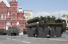 Nga hoàn tất chuyển giao hệ thống phòng không S-300 cho Syria