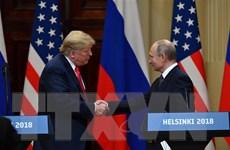 Cuộc gặp thượng đỉnh Nga-Mỹ có thể diễn ra ở Phần Lan vào tháng 2/2019